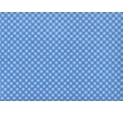Moosgummi - pěnovka modrá, kostičky