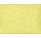 Moosgummi - pěnovka žlutá, puntíčky