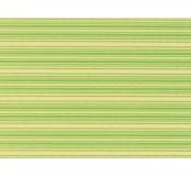 Moosgummi - pěnovka  zelená, proužky