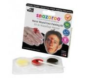 Sada barev na obličej s FX voskem střela