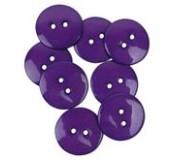 Dekorační knoflíčky Purple