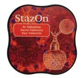 Razítkovací polštářek StazOn - St.Valentine