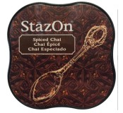 Razítkovací polštářek StazOn - Spiced Chai