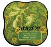 Razítkovací polštářek StazOn - Cactus Green