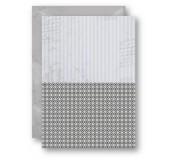 Potištěný oboustranný papír A4 Strips