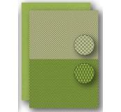 Potištěný oboustranný papír A4 Green Trees