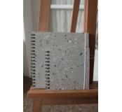 Kroužkový blok Adlet 17x17 cm