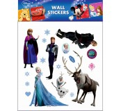 Samolepka na zeď - Ledové království