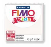 Fimo kids modelovací hmota 42 g - bílá