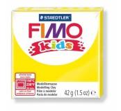 Fimo kids modelovací hmota 42 g - žlutá