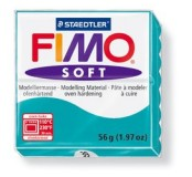 Fimo soft modelovací hmota 56 g - tyrkysová
