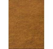 Filc 30,5 x 22,9 cm, tl. 1 mm - světlá hnědá