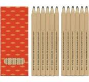 Tužka grafitová kreslířská, plochá, sketching, 6B