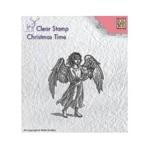 Gelové razítko - anděl