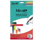 Mix'it paleta - folie A5, 3ks