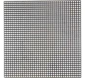 Plastová šablona pro vyšívání křížkovým stehem, 5ks