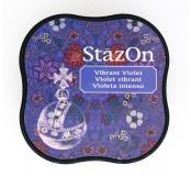 Razítkovací polštářek StazOn - Vibrant Violet