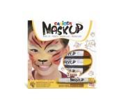 Barvy na obličej Carioca Mask Up, téma zvířátka