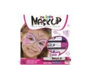Barvy na obličej Carioca Mask Up, téma princezna