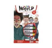 Barvy na obličej Carioca Mask Up, Párty set