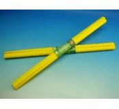 Papír krepový - sytě žlutý
