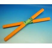 Papír krepový - sv. oranžový