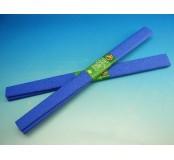 Papír krepový - modrý