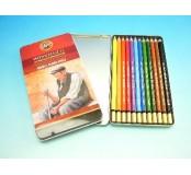 Umělecké pastelové tužky - akvarel 12 ks