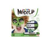 Barvy na obličej Carioca Mask Up, téma příšery
