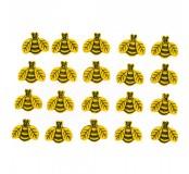 Dekorační knoflíčky - Tiny Bees