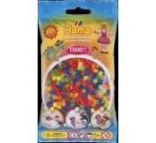 Korálky v sáčku - mix 1000 ks