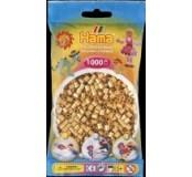 Zlaté korálky 1000 ks