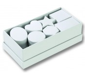 Kartonová krabička bílá
