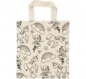 Bavlněná plátěná taška, 27,5 x 30 cm, 135g/m2, potisk