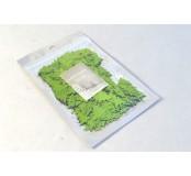 Konfety stromy zelené