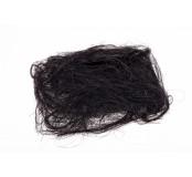 Sisalové vlákno 50g, černá