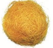 Sisalové vlákno 30 g, žlutá